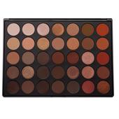Bảng Phấn Mắt 35 ô Morphe 35O 35 Color Nature Glow Eyeshadow Palette