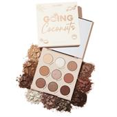 Bảng Phấn Mắt 9 Ô Colourpop Going Coconuts Eyeshadow Palette