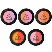 Phấn Má 3CE Duo Color Face Blush
