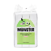 Bông Tẩy Trang Etude House Monster Cleansing Cotton 408 Miếng