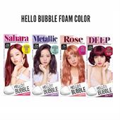 Bọt Nhuộm Tóc Mise En Scene Hello Bubble Foam Color