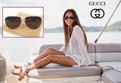 Kính Mắt Nữ Cao Cấp Gucci GC01