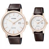 Đồng hồ đôi Citizen BM6753-00A và EW1563-08A
