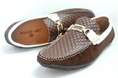 Giày lười Nam phong cách hiệu Polite Art - PL03
