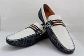 Giày lười Nam phong cách hiệu Polite Art - PL04