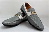 Giày lười Nam phong cách hiệu Polite Art - PL07