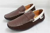 Giày lười Nam phong cách hiệu Polite Art - PL08
