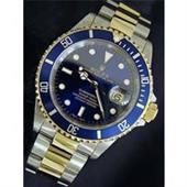 Đồng Hồ Nam Phong cách Rolex Blue Light