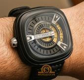 M2 Series Black PVD