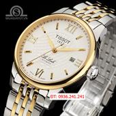 Đồng hồ Tissot nam 12bl white gold
