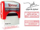 Hộp dấu Printer T-411