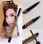 Chì kẻ mày 3D Brows Secret Mistine 3 in 1