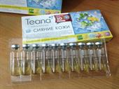 Collagen tươi Teana Nga 10 ống