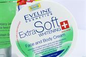 Kem dưỡng trắng da vùng mặt và toàn thân Extra Soft Hàng NGA 200ml