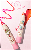 Son Seatree Art Lovely Girl Dual Lip Crayon