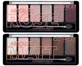 Bảng phấn mắt 6 ô Catrice Absolute Eyeshadow Palette