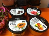 Tẩy da chết siêu hot của Nga Organic Shop