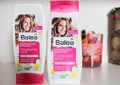 Cặp dầu gội xả Balea Shampoo Seidenglanz