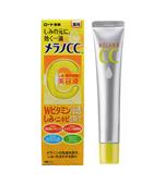 Tinh Chất Dưỡng Trắng Và Trị Thâm Rohto Vitamin C Melano CC 20ml