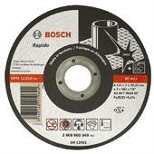 Đá cắt cho Inox Bosch 125x1.0x22.2mm-2608600549