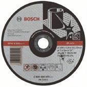 Đá cắt cho Inox Bosch 180x2.0x22.2mm-2608600095