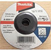 Đá mài cho kim loại Makita 100x6x16mm-A-80911