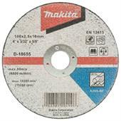 Đá cắt cho kim loại Makita 100x2.0x16mm-D-18655