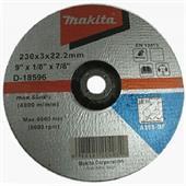 Đá cắt cho kim loại Makita Ø230x3x22.23mm-D-18596