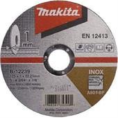 Đá cắt cho Inox Makita 125x1x22.23mm-B-12239