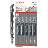 Lưỡi cưa lộng cho gỗ Bosch T111 C-2608630033