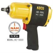 Súng mở bu lông1/2 Inch ngắn KOCU KC-3600