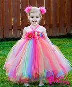 Đầm dự tiệc đáng yêu cho bé gái Princess_PR06
