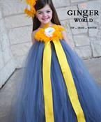 Đầm công chúa đón xuân 2014 PD312