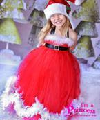 Đầm công chúa cho bé đón Giáng Sinh Princess_PR97