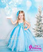 Đầm công chúa băng giá Elsa Princess_PR102