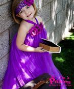 Đầm công chúa kho báu hoàng gia  Princess_PR105
