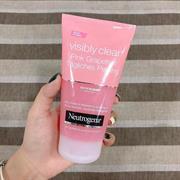 Sữa Rửa Mặt Neutrogena Visibly Clear Pink Grapefruit Peeling
