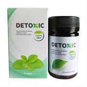 DETOXIC - Thuốc thanh lọc cơ thể chống kí sinh trùng