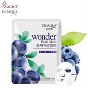 Mặt nạ giấy Bioaqua Wonder Blueberry facial mask