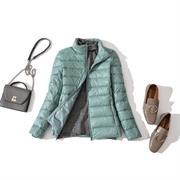 Áo khoác siêu nhẹ Omlesa màu xanh mint