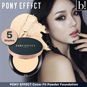 Phấn Phủ Pony Effect COVER FIT POWDER FOUNDATION