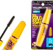 Mascara Maybelline The Colossal Volume Express Waterproof
