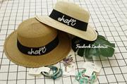 Mũ cói Hot C