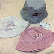 Mũ bucket kẻ 3 màu