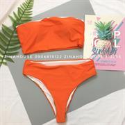 Bikini 2 mảnh cam
