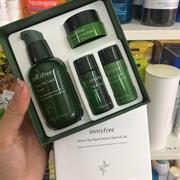Bộ Dưỡng Da Innisfree Green Tea Seed Serum Special Set