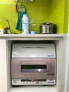 Máy rửa bát nhật bãi Toshiba Inveter DWS-660D 6 bộ