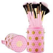 Bộ Cọ Dot Collection -11 Piece Brush Set Pink