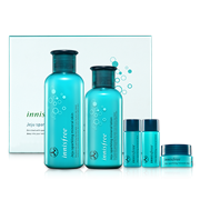 Bộ Dưỡng Da Innisfree Jeju Sparkling Mineral Skincare Set