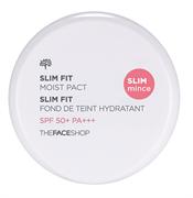 Phấn Phủ Nén Slim Fit Moist Pact The Face Shop